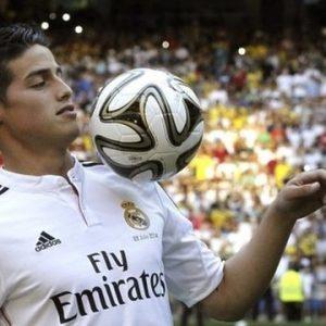 Yahoo Sport La signature de James Rodriguez au PSG est en bonne voie