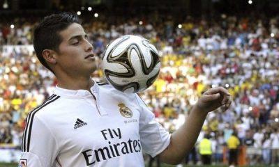 """Yahoo Sport : La signature de James Rodriguez au PSG est """"en bonne voie"""""""