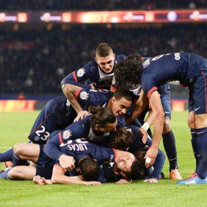Collectif équipe PSG
