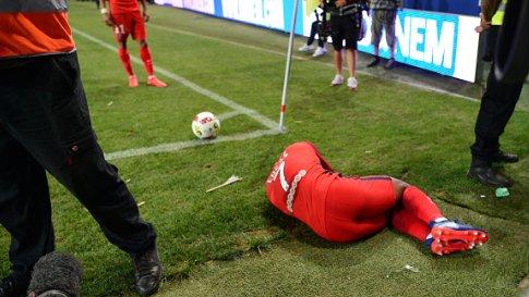 Ligue 1 - Bastia a interdit de stade le supporter qui a voulu donner un coup à Lucas