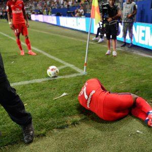 Ligue 1 - Le supporter de Bastia qui a donné un coup à Lucas a été condamné par le tribunal correctionnel