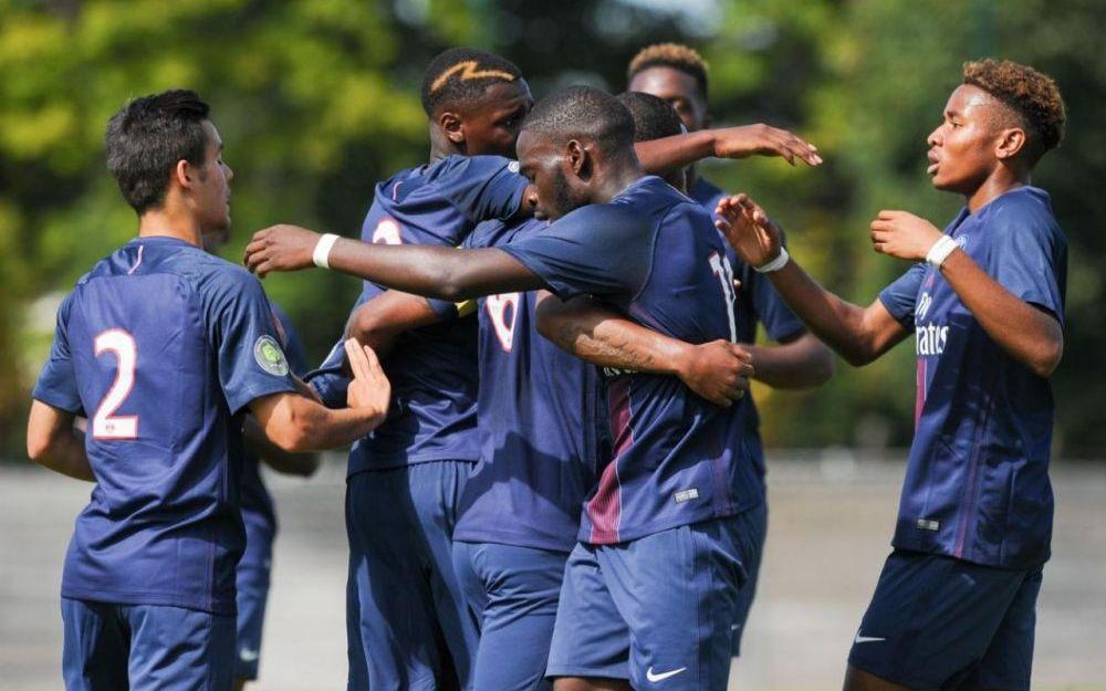 CFA - Les Parisiens atomisent Rennes, Georgen marque en mode ' Zlatan '