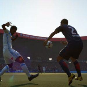 Diaby face a Ben Arfa FIFA17