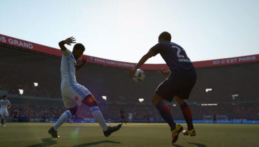 Ben Arfa, la meilleur progression pour le PSG dans FIFA 17