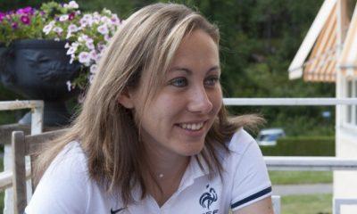 Féminines - Sabrina Delannoy met un terme à sa carrière internationale