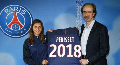 """Féminines - Perisset """"Contre Montpellier, il faudra être solide pour remporter ce match"""""""