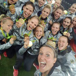 JO - Anja Mittag et l'Allemagne remportent l'Or en vengeant le Brésil de Cristane et Erika