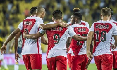 Monaco et Saint-Etienne s'imposent lors de leur barrage européen aller