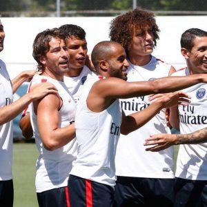 Les images partagées par les joueurs du PSG ce jeudi déplacement à Bastia!.jpg