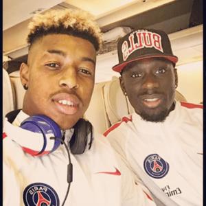 Les images partagées par les joueurs du PSG ce vendredi Retrouvailles et départ en Autriche