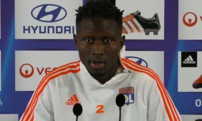 """Ligue 1 - Yanga-Mbiwa """"pourquoi pas rester en tête"""" jusqu'au match contre le PSG"""