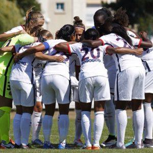 PSG féminines 2016