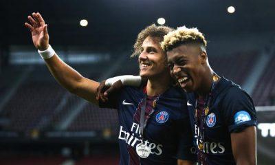 Kimpembe «avec David Luiz, ça se passe très bien»
