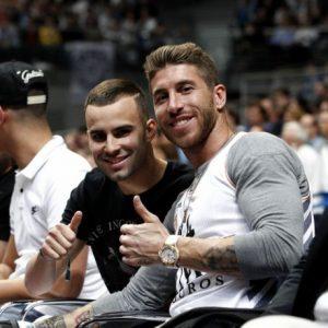 Sergio Ramos fait ses adieux à Jesé Rodriguez, qui a signé au PSG aujourd'hui