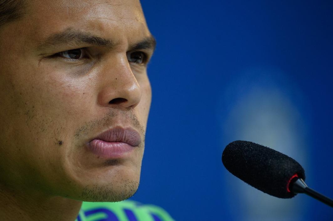 """Thiago Silva """"Bougon ? Je n'ai pas cette impression"""", déclare Bertrand Métayer"""