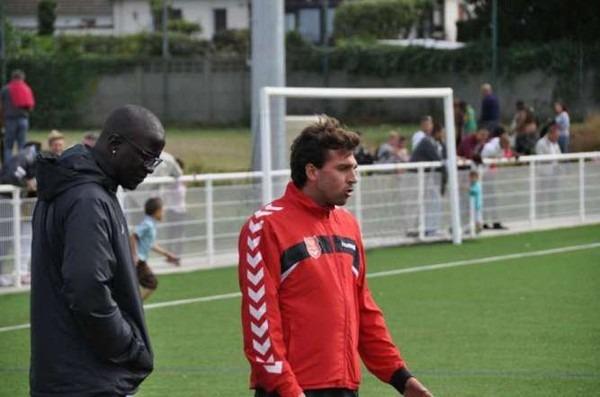 Thomas Leyssales va s'occuper des U14 du PSG