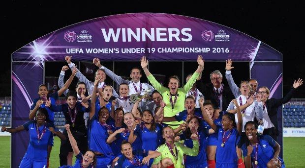 Equipe de France féminine U19