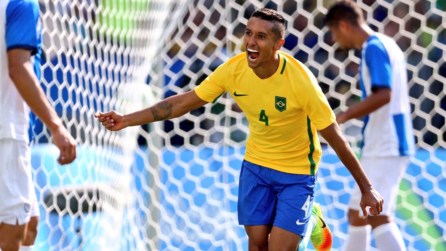 Le Brésil s'impose 6-0 et file en finale de ses Jeux
