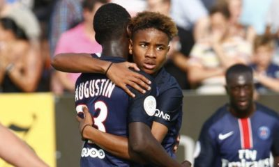 Christopher Nkunku et Jean-Kévin Augustin sélectionnés avec l'EDF U20