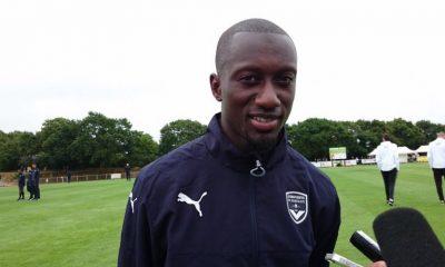 """Sabaly """"la concurrence fait partie du foot...on discutera de mon avenir au PSG"""" l'été prochain"""