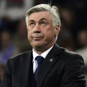 """Ancelotti """"Verratti? Il va jouer longtemps au PSG. Je ne lui ai parlé depuis 3 mois...Oubliez ça"""""""