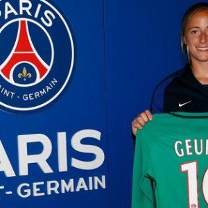 Féminines - Le PSG officialise la venue de Loes Geurts très honorée de rejoindre cette institution