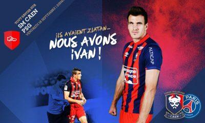 """Exclu - Caen/PSG, Wearemalherbe """"Zlatan a quitté la Ligue 1. Maintenant le patron c'est Ivan"""""""