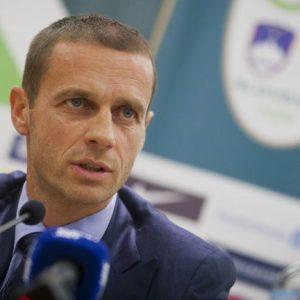 L'UEFA se dote d'un nouveau président en remplacement de Michel Platini