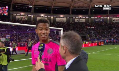 TFC/PSG - Alban Lafont «on rêve tous de gagner des matchs comme ça»