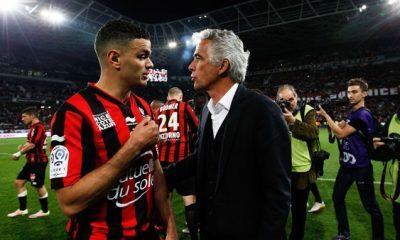Ligue 1 - Ben Arfa et le président de l'OGC Nice se remercient pour la venue de Balotelli