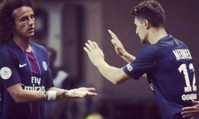 """Meunier : le départ de David Luiz? """"Tout le monde a été surpris...un joueur important au PSG"""""""