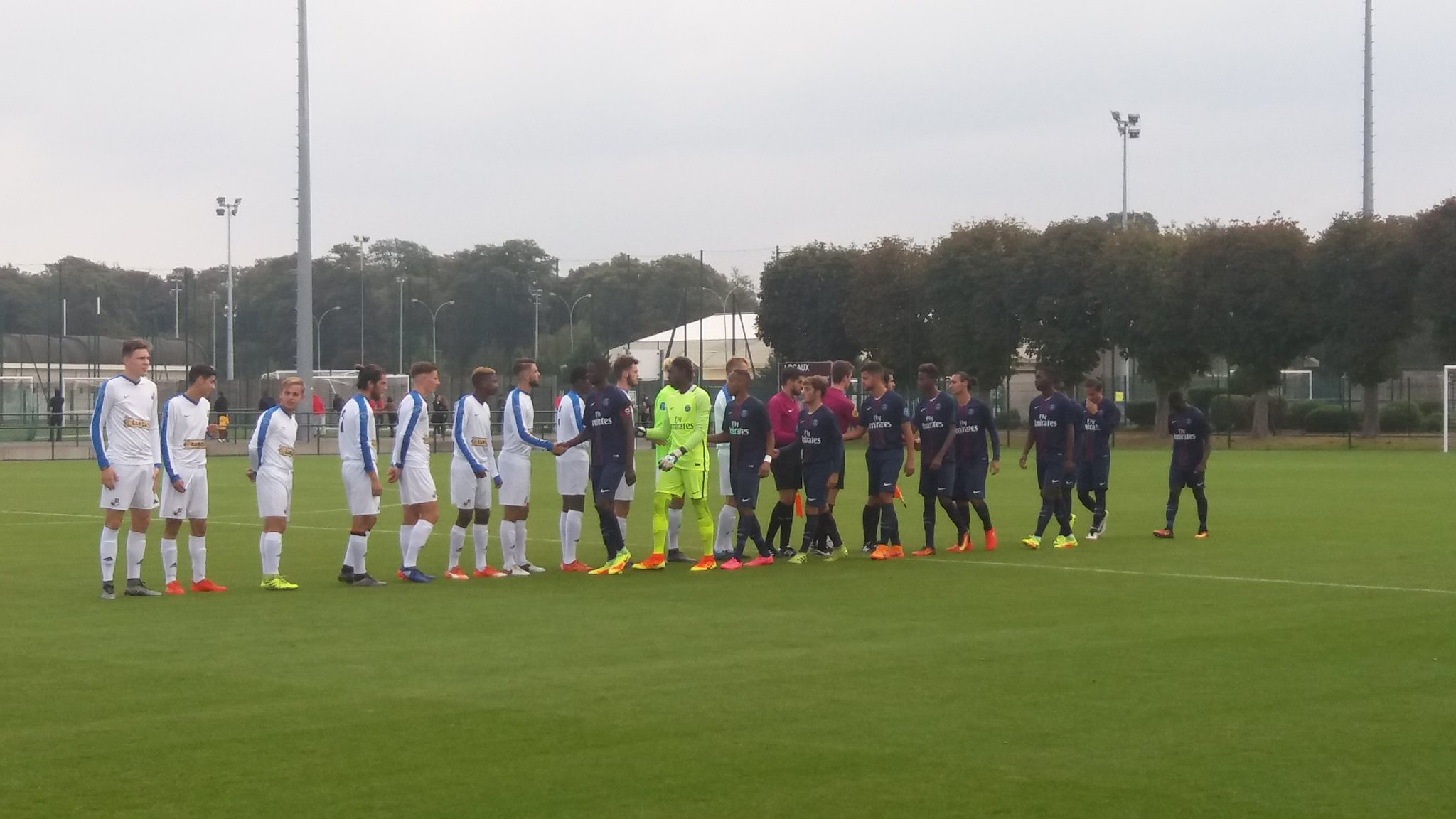 PSG/Amiens U19