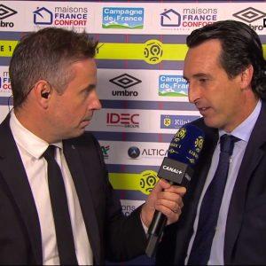 Rennes/PSG - Emery évoque le match de Cavani, la concurrence en attaque et le travail