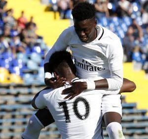 Youth League - Victoire 4-1 du PSG face à Ludogorets, 1ere place obtenue