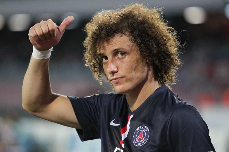 """Anciens - David Luiz """"J'étais très heureux à Paris, mais j'aime avoir de nouveaux challenges"""""""