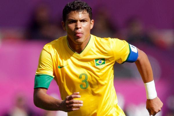 Thiago Silva «Un an et trois mois sans aller en sélection, c'était difficile»