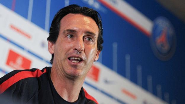 PSG/Nice - Conférence de presse d'Unai Emery à 13h30