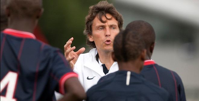 Cédric Cattenoy préformation PSG