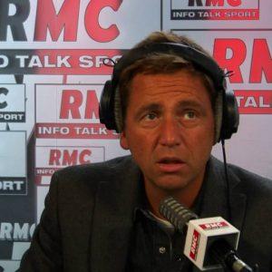 Daniel Riolo RMC Sport