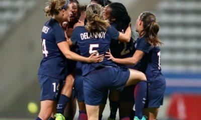 Féminines - Le PSG revient du Kazakhstan avec un score très favorable