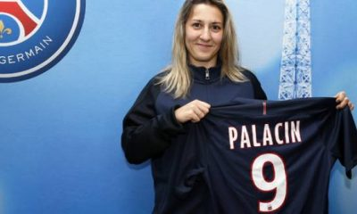 """Féminines - Palacin """"toujours important de gagner...nous serons prêtes jeudi"""""""