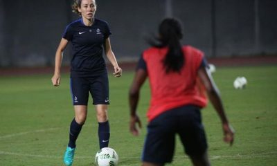 Féminines - Sabrina Delannoy confirme et explique sa retraite internationale