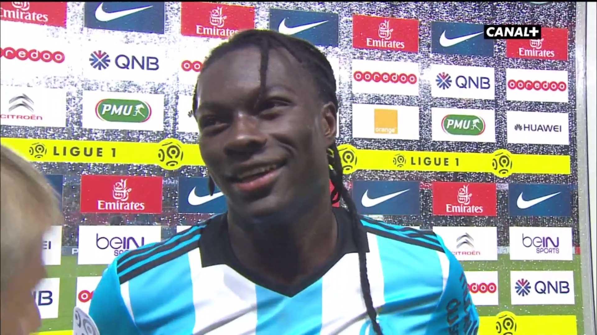 Gomis «On tenait à représenter au mieux notre équipe»