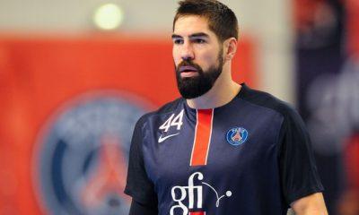 Handball - Nikola Karabatic blessé au genou, une possible absence de quelques semaines