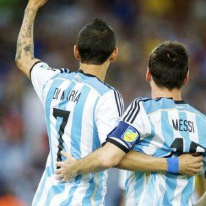 L'Argentine s'impose difficilement contre le Chili avec un Di Maria peu inspiré