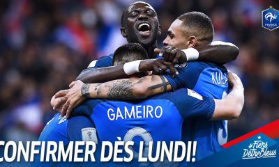 L'Equipe de France s'impose 4-1 avec Matuidi et Kurzawa