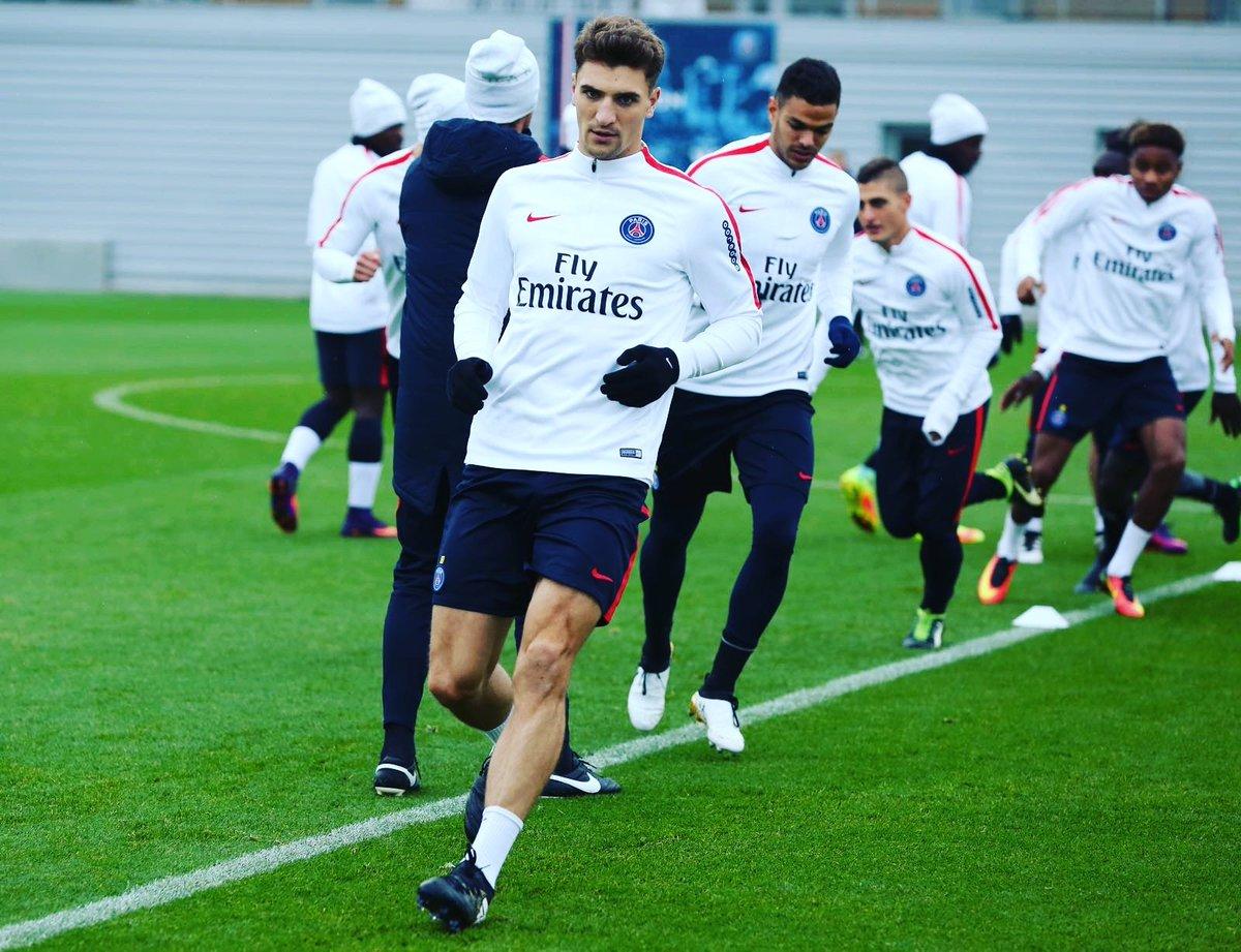 PSG/Metz - Le groupe parisien avec Lo Celso et Thiago Silva, sans Draxler ni Kurzawa