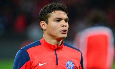 Mediapart dévoile plusieurs clauses du contrat de Thiago Silva au PSG