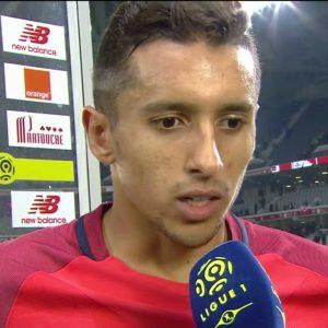 """Montpellier/PSG - Marquinhos """"ne plus commettre les mêmes erreurs si on veut être champions"""""""