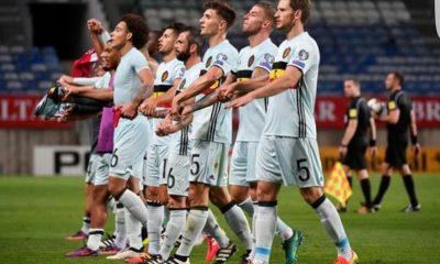Thomas Meunier décisif avec la Belgique dans la victoire face à Gibraltar